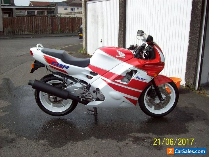 1991 Honda CBR 600 F2 #honda #cbr #forsale #unitedkingdom