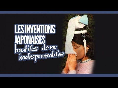 Top des inventions japonaises inutiles (Topito)-lolllllll !!!