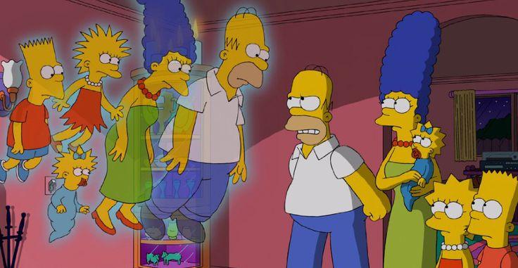 Los Simpson cumplen 25 años, la familia más famosa de la TV.