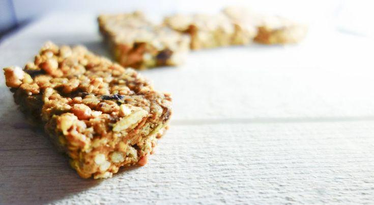 Nutrition Bar with Sesame Flour