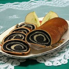Poppy Seed Roll- OMG...drooling right now.I grew up on this.My mom would make it all the time...sooooo yummy