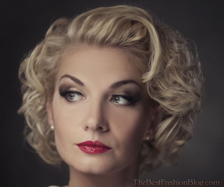 Vintage Hair Styles For Short Hair: 53 Best Images About 1950s Hairstyles On Pinterest