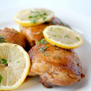 Sticky Lemon Chicken | Cook. Eat. Love.