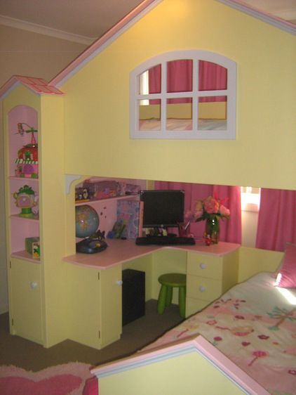 13 best images about bunk beds on pinterest loft beds for Kids playroom furniture girls