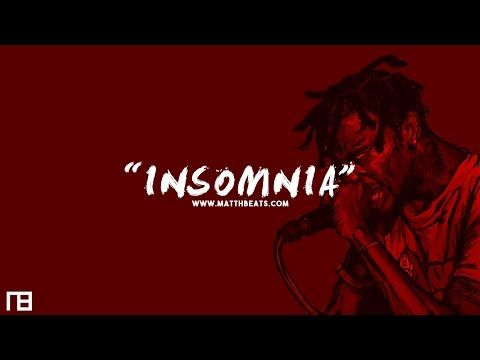 "Travis Scott type Beat ""Insomnia"" 