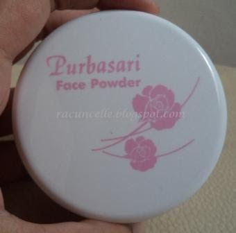 Racun Warna-Warni: Review Line Kosmetik Purbasari: Lipstik Pseries P17, Alas Bedak Natural, & Face Powder Natural