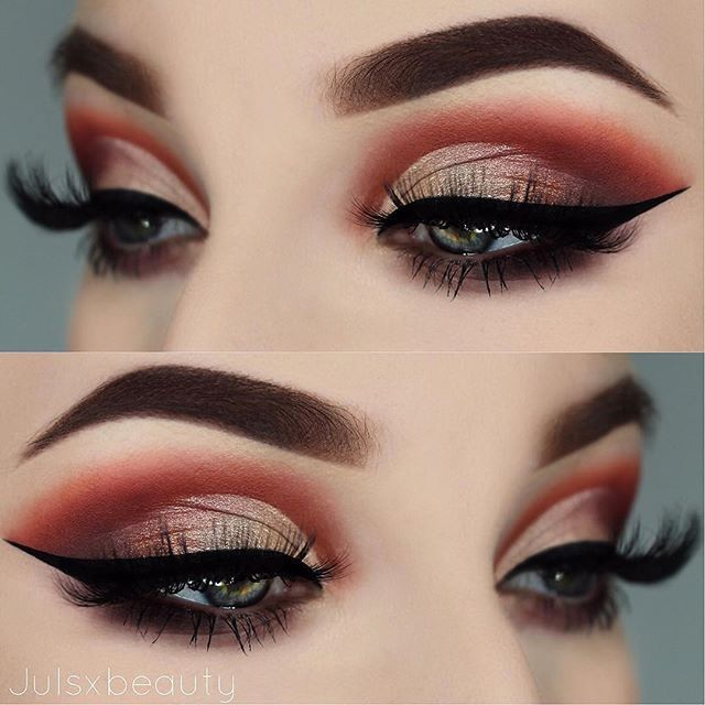 Perfect Thanks for sharing @julsxbeauty ・・・ Eyes: @juviasplace Nubian 2 palette