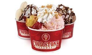 Groupon - $ 12 for Two Groupons, Each Good for $10 Worth of Ice Cream at Cold Stone Creamery ($20 Total Value) in Cold Stone Creamery Des Moines. Groupon deal price: $12