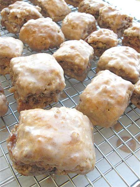 Triple Cinnamon Scones - versatile recipe that can make up to 54 itty bitty scone bites