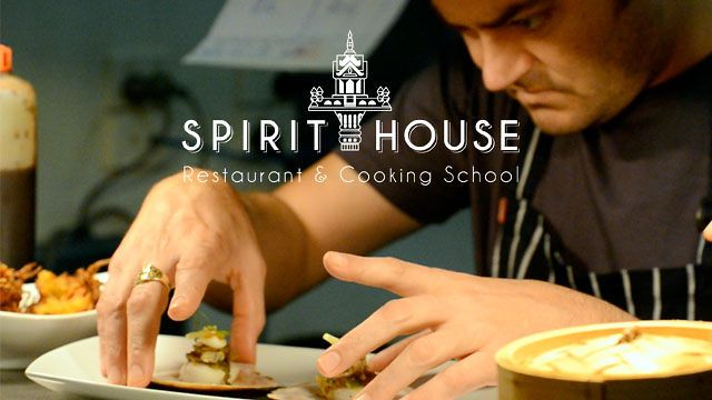 spirit house head chef intro by Spirit House. Spirit House chef, Ben Bertei, discusses his style of food at the award winning restaurant.