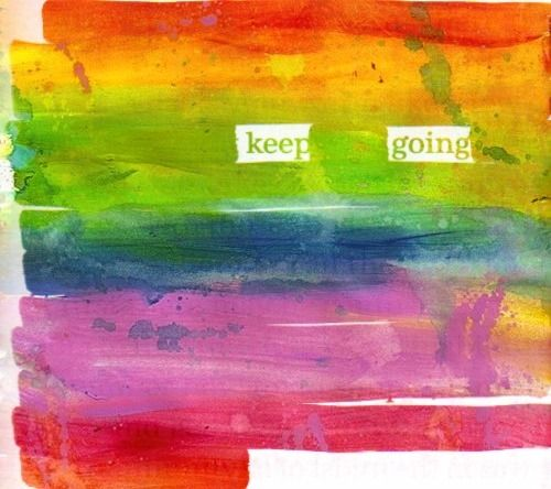 : Journals, Jogging, Inspiration, Quotes, Green, Colors, Layout, Rainbows, Motivation