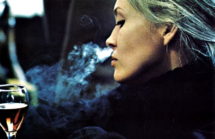 "Faye Dunaway, ""Puzzle of a Downfall Child"", Jerry Schatzberg, 1970."