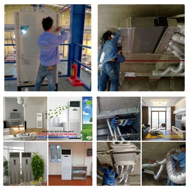 Nhận tư vấn - thiết kế - báo giá - khảo sát - thi công - lắp đặt Máy lạnh giấu trần nối ống gió - máy lạnh giấu trần (âm trần) nối ống gió Daikin giá rẻ nhất TP HCM và toàn quốc - LH 0909 787 022
