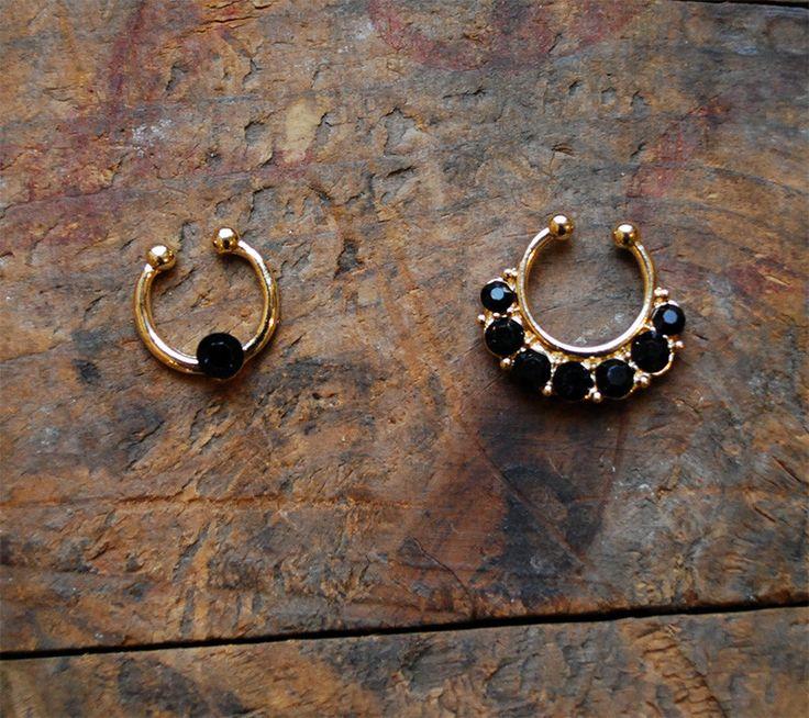 Septum Ring Gold