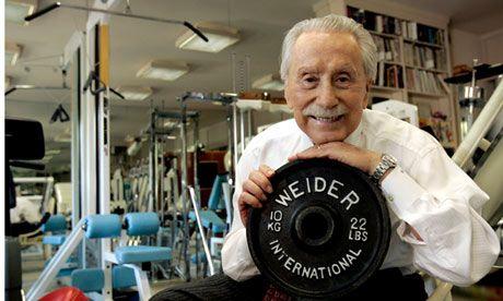 Remembering Joe Weider