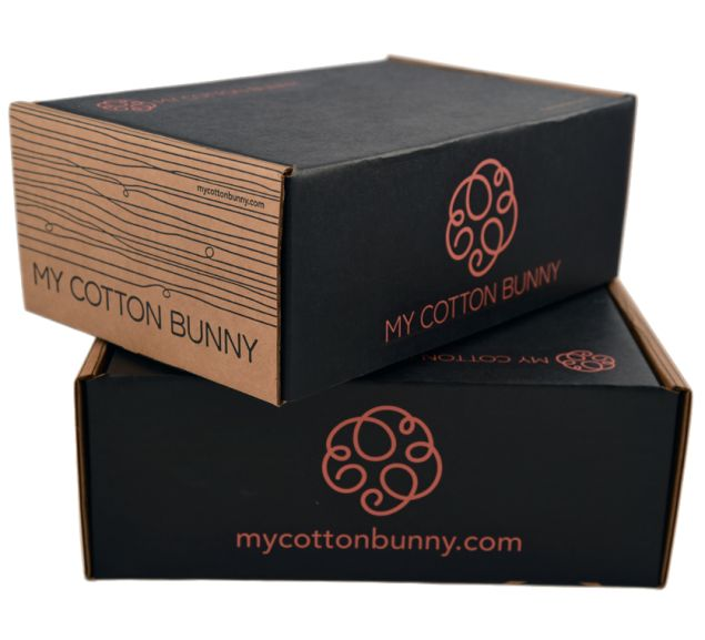 My Cotton Bunny | Monthly Tampon Delivery.  Just got my first box! Got my monthly supplies and some other fun treats and comforting gifts.