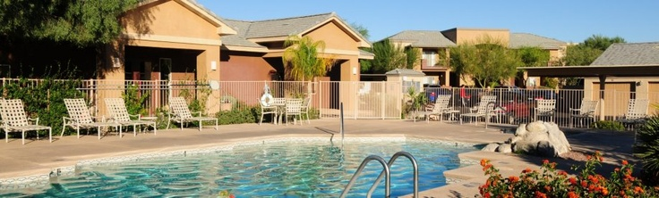 Weidner Apartment Homes Tucson