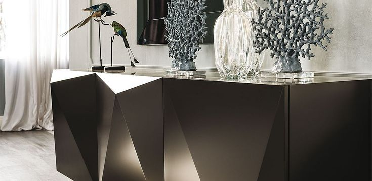Storage with a Difference: 5 Contemporary Sideboards that are Truly Unique
