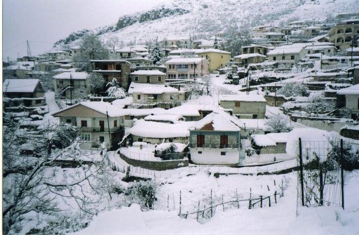 Στο πιο πλούσιο Ελληνικό χωριό δεν υπάρχει κρίση ούτε ανεργία. Οι 500 κάτοικοί του ζουν σαν.. Κροίσοι