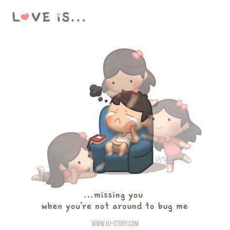HJ-Historia »El amor es ... que le falta