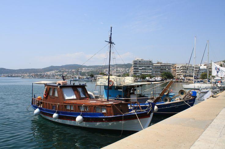 Kavala, Greece, August 2013
