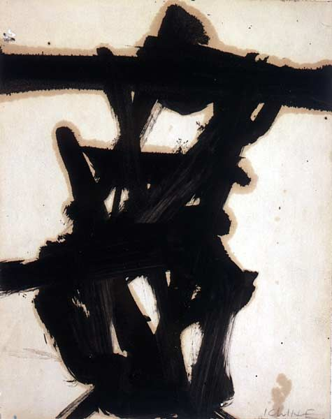 The Morgan Library & Museum - Past Exhibitions - Franz Kline
