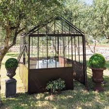 58 best serre fer forgé images on Pinterest | Garden sheds, Green ...