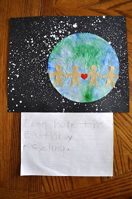 21 best earth day images on pinterest coupon coupons and earth day earth day craft with writing prompt fandeluxe Images