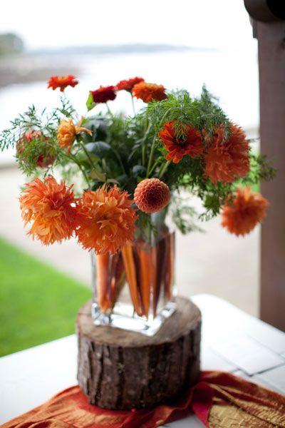 25 best images about terra cotta centerpieces on pinterest artichokes floral arrangements and - Terras arrangement ...