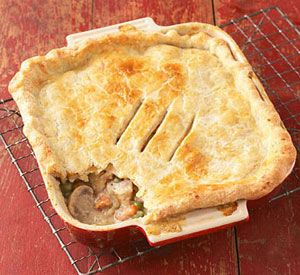 Leftover Turkey Recipe: Mix-and-Match Potpie