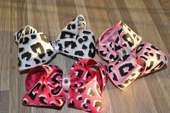 Hey, I found this really awesome Etsy listing at https://www.etsy.com/listing/565783586/cheetah-print-classic-boutique-hair-bow