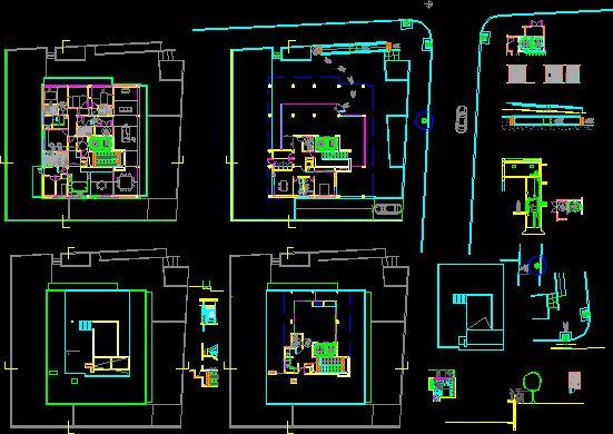 Barreras arquitectonicas, en Sistemas de elevación y rampas - Discapacitados