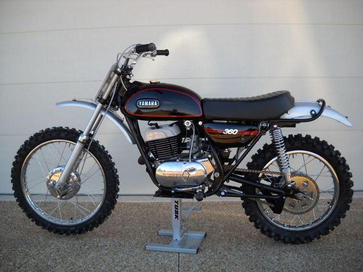1000 images about rt1 enduro on pinterest for Yamaha 360 enduro