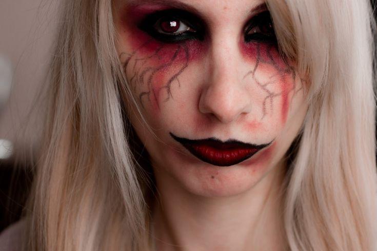 halloween-maquillage-facile-11.jpg (980×653)
