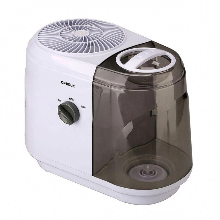 how to clean honeywell humidifier fan