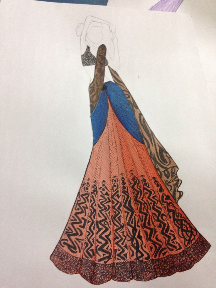 410 best indian fashion illustrations images on pinterest