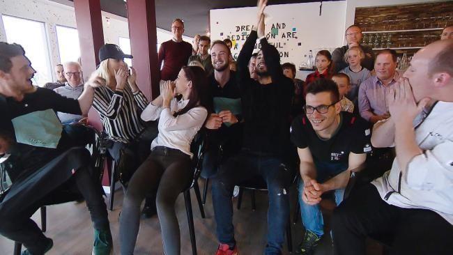 Table'O wint ster en stoot door naar de finale van Mijn Pop-uprestaurant