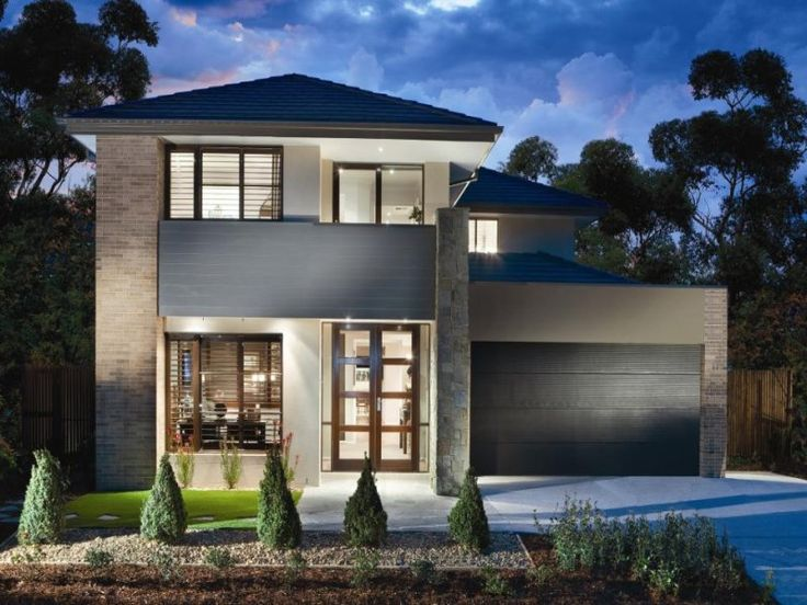 Exterior Design Ideas home exterior ideas exterior design ideas remodels amp photos ideas Photo Of A House Exterior Design From A Real Australian House House Facade Photo 881917