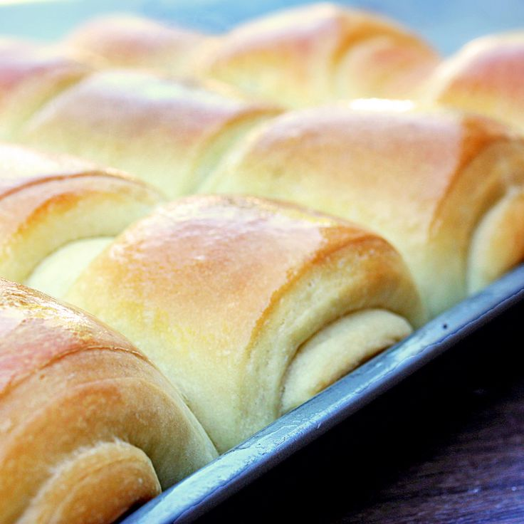 Lion House Rolls - The Girl Who Ate Everything