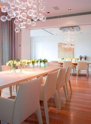 Carol Previatello _ arquitetura: Luz no jantar!