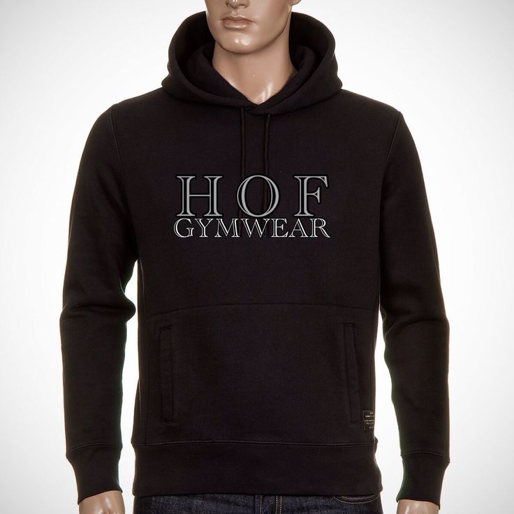 HoF hoodie   #gymwear #clothing #gym #hofgymweae #fashion #style #fitfam