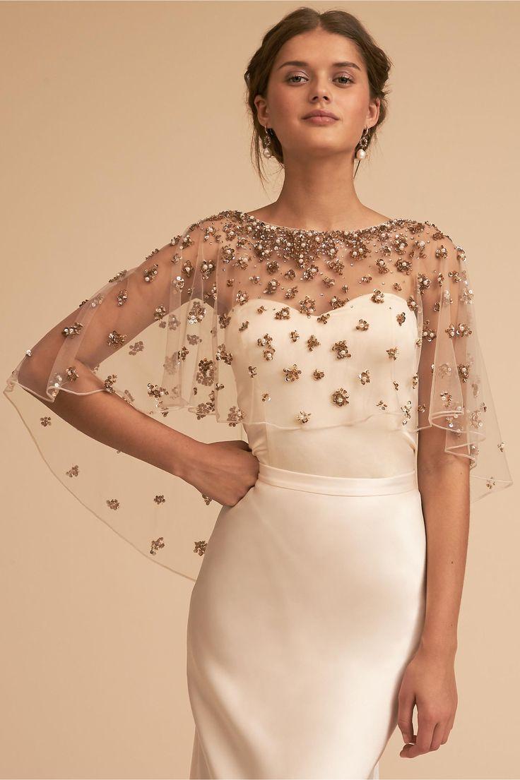 Best 25 Wedding Cape Ideas On Pinterest  White Bridal -7738
