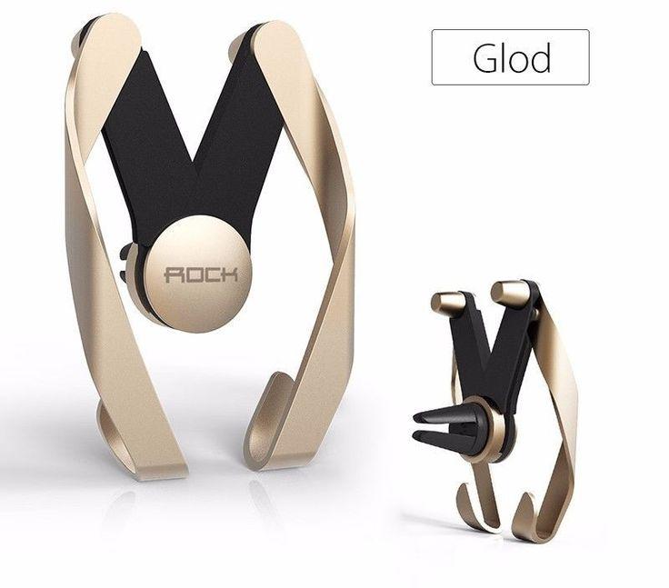 ROCK GOLD Autobot Air Vent Mount Adjustable Car Holder For Cellphone Bracket