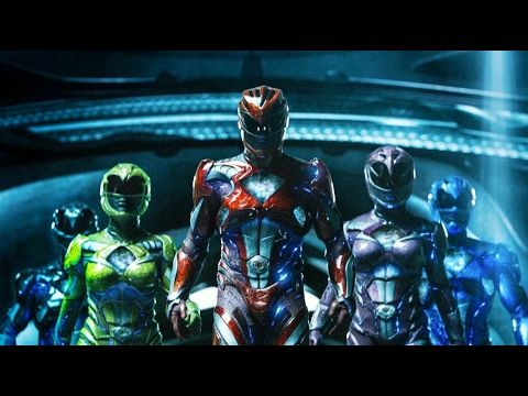 Power Rangers (2017) - Trailer 2 Dublado
