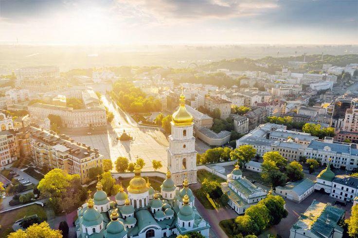 St.Sophia cathedral. Kiev, Ukraine  Софийский собор. Киев