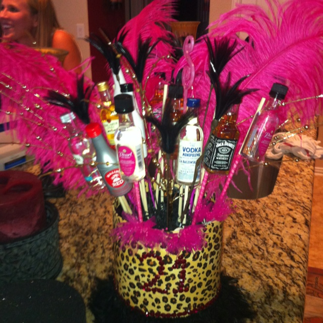 Awesome Birthday Gift Baskets : Best images about alcohol gifts on