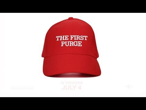 THE FIRST PURGE | Announcement Trailer | In theaters July 4, 2018