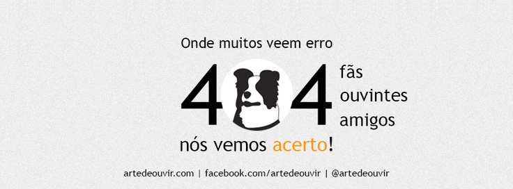 404 fãs | Facebook