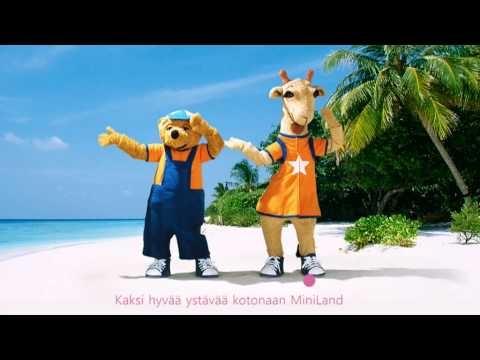 Lollon ja Bernien tanssikoulu! Sunwing Resortin itseoikeutetut sankarit ovat Lollo & Bernie. Kiltti kirahvi ja hänen halattavan suloinen karhukaverinsa. Tanssi heidän kanssaan ja opettele samalla tarttuvan laulun sanat. Tutustu Lolloon & Bernieen tarkemmin: http://www.tjareborg.fi/lollo-ja-bernie