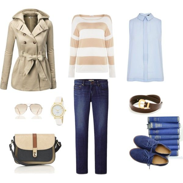 A fashion look from February 2014 featuring Marella sweaters, River Island blouses and Doublju. Browse and shop related looks.